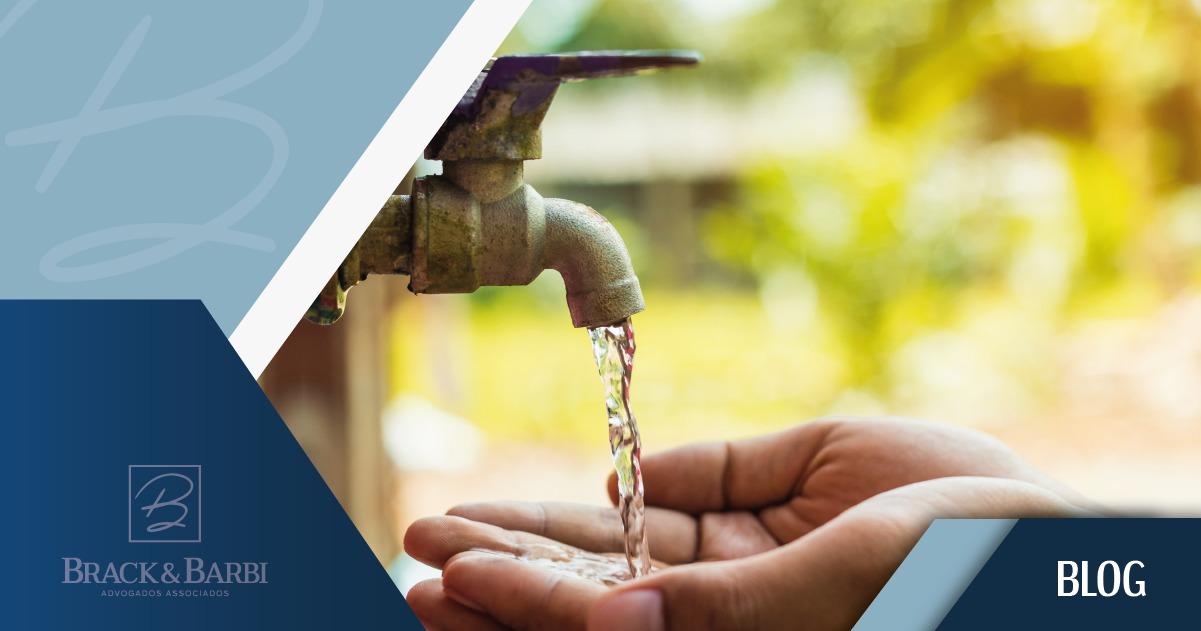 Em meio à pandemia, o saneamento básico ganha um novo marco regulatório